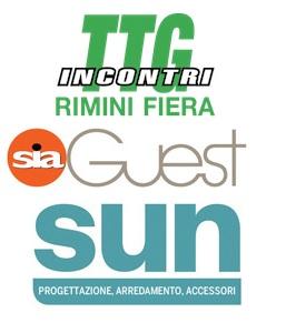Fiera TTG dal 10 al 12 Ottobre 2018 a Rimini
