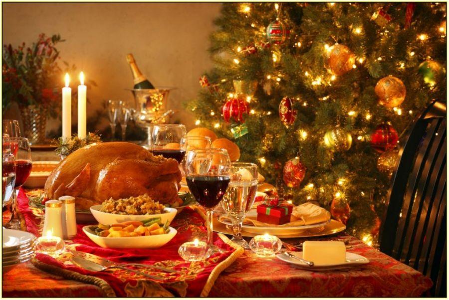 Menu Di Natale Cenone.Cena Di Natale Il 24 Dicembre Hotel Pilier D Angle