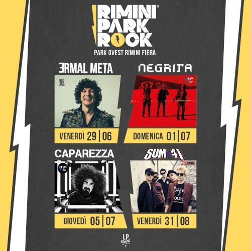 Rimini Park Rock e Notte Rosa : a Rimini una settimana di Musica e Festa
