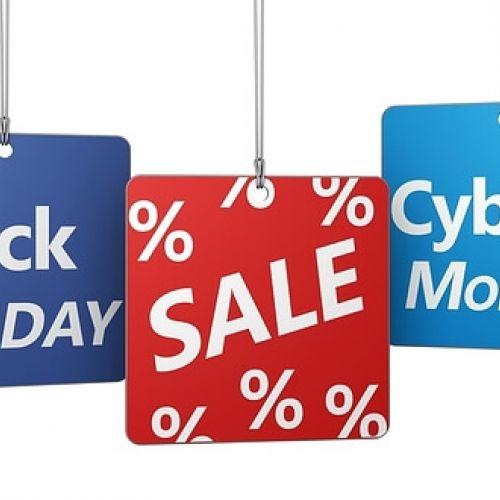 Promozioni Black Friday e Cyber Monday