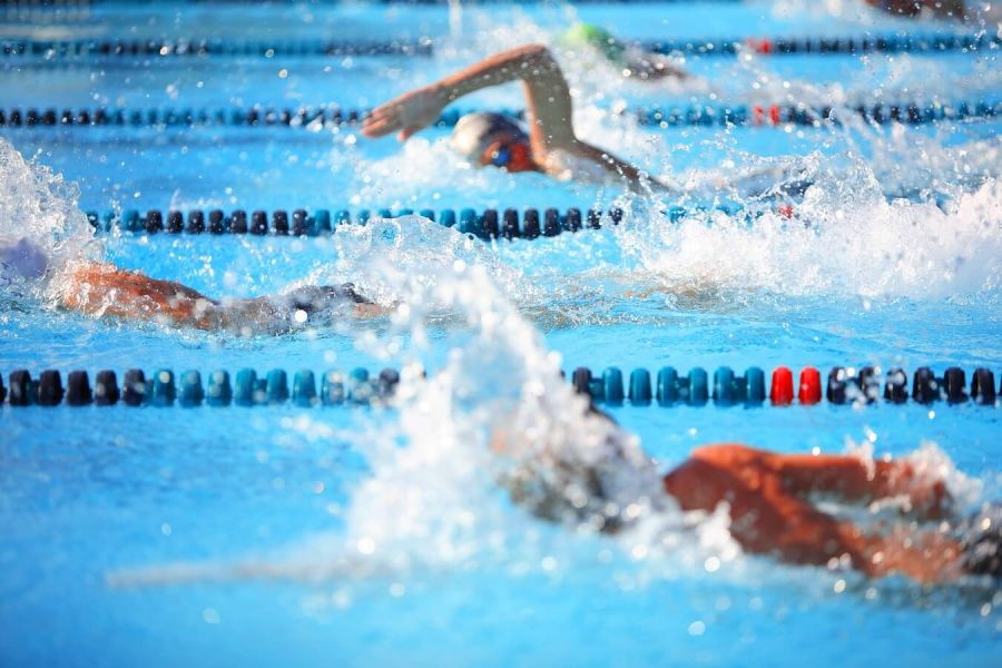 Special offer swimming championships Riccione 2018