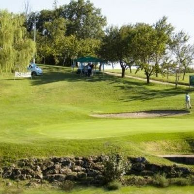 Half board and green fee at Golf Club