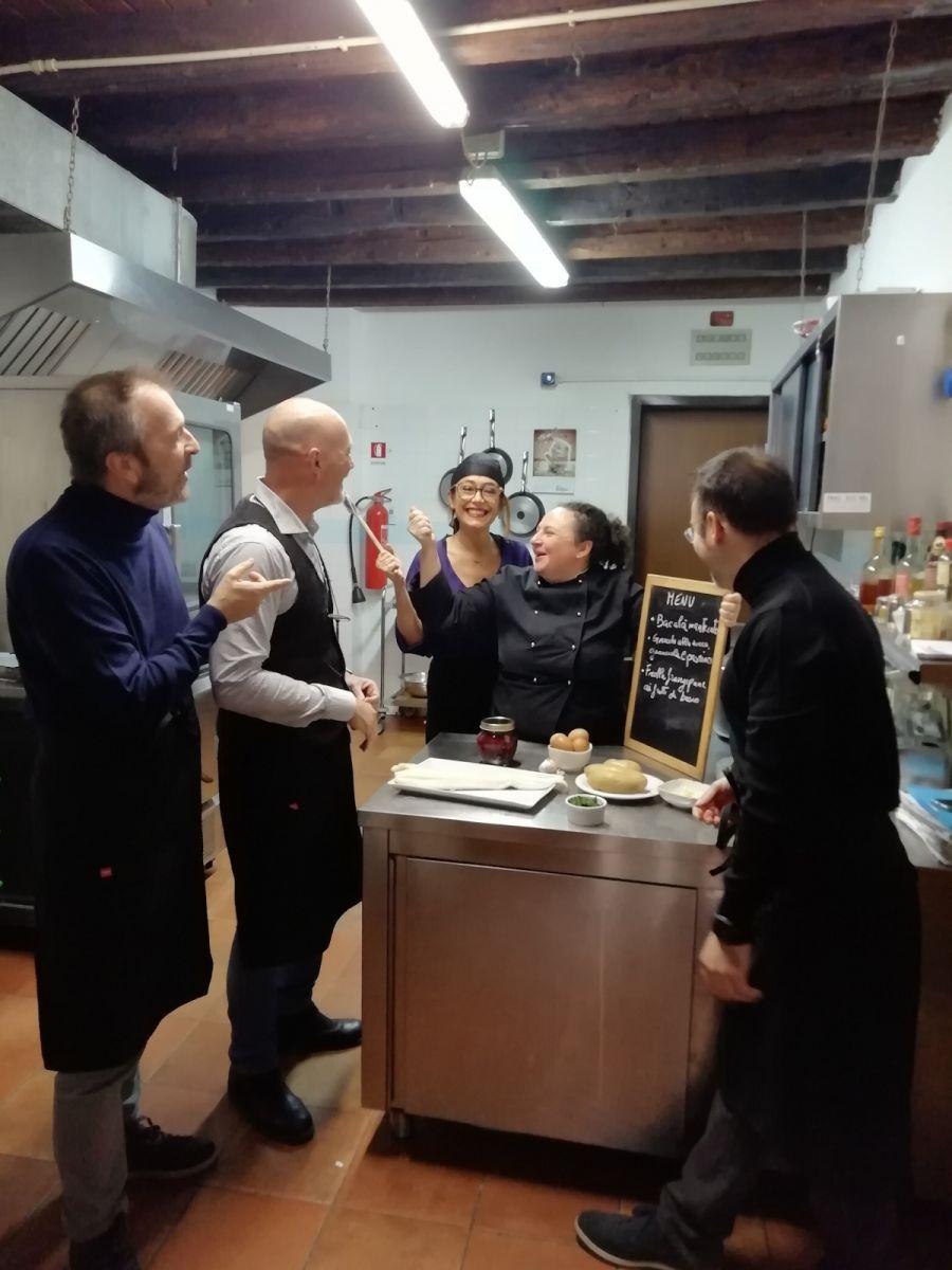 Classi di cucina e 4 giorni sui Colli Berici alla scoperta di Vicenza