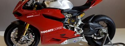 Come to visit Ducati Museum