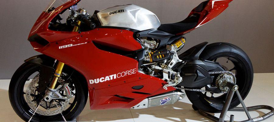 Visita al Museo della Ducati