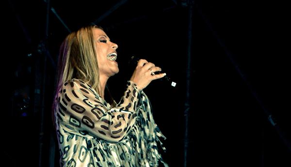 Offerta concerto Anastacia Bologna