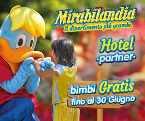 Offerta hotel e parchi divertimento in Riviera Romagnola