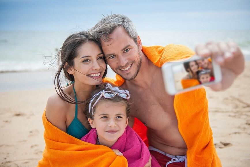 Septembre en Italie sur la côte Adriatique  services pour les enfants et les familles