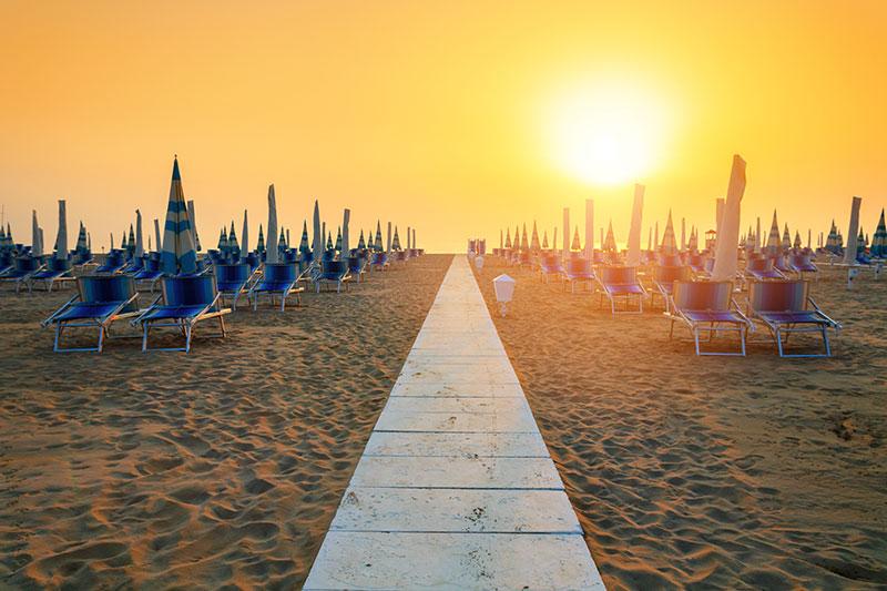 Offerta soggiorni periodo dal 4 luglio al 18 luglio - Hotel 4 stelle fronte mare