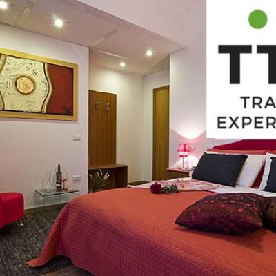 Offer for TTg 2018 in 4 Star Hotel Rimini directly on the beach