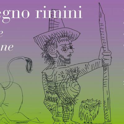 Offerta per Biennale del Disegno Rimini 2018