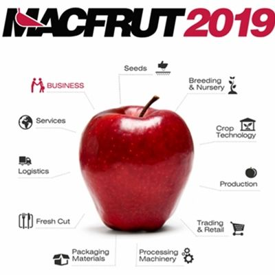 MACFRUT Trade Fair Rimini 2019  Hotel just 8 Km. from Rimini Hexhibition Center
