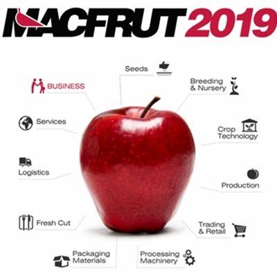 Salon MACFRUT Foire Rimini 2019  Hotel sur la plage à 8 Km. du Salon d'expositions