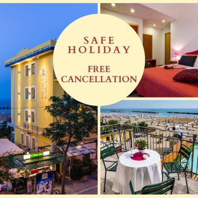 SAFE HOLIDAY offer with FREE CANCELLATION