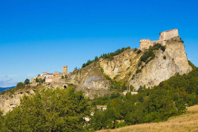 Excursions in San Leo and Montefeltro