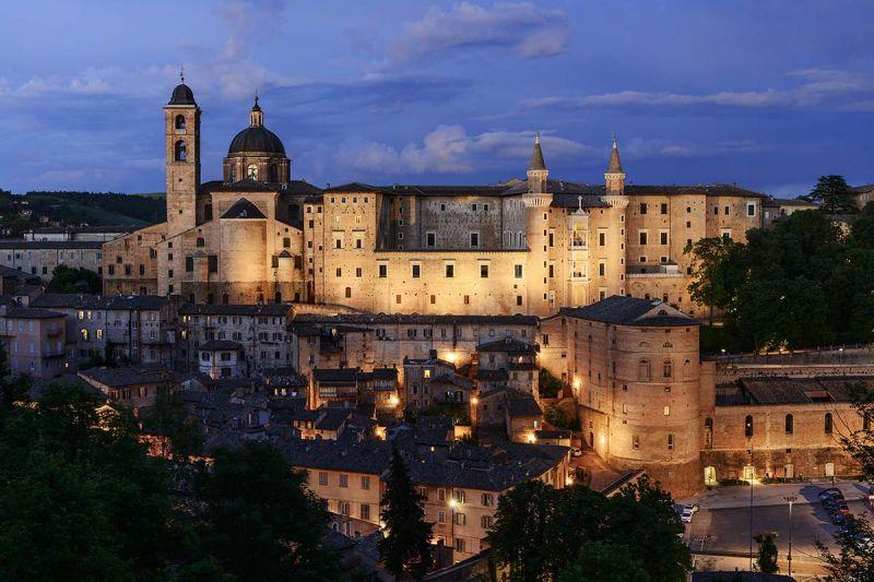 Escursione a URBINO la città ideale del Rinascimento