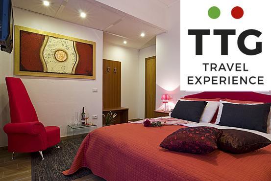 Offer for TTg 2018 in 4 Star Hotel Rimini directly on the beach