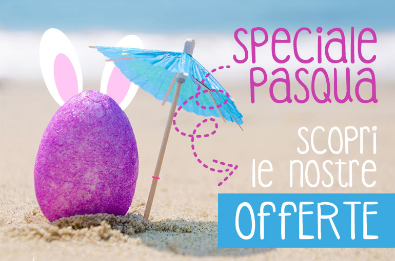 Offerte Pasqua 2021 a Rimini Marina Centro