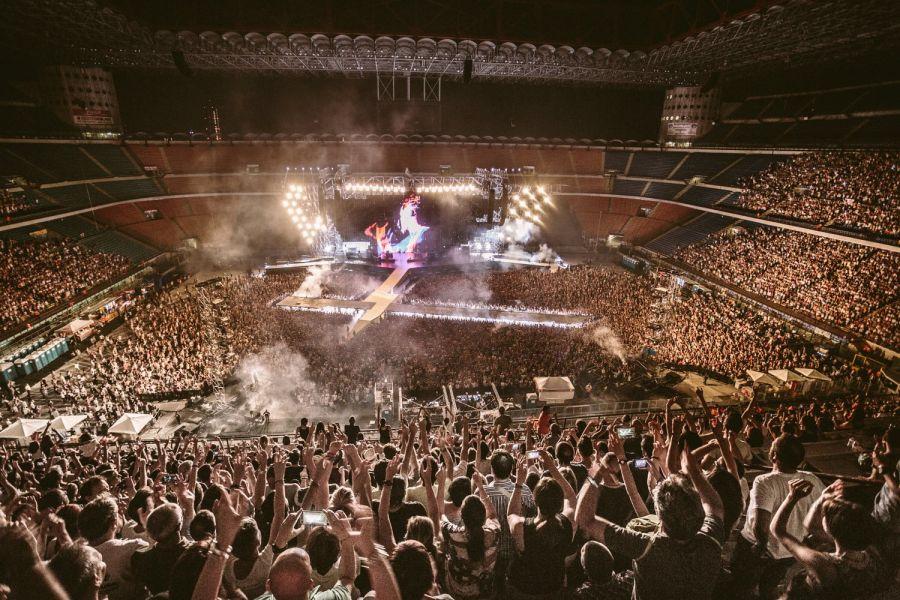 Promo Concerti RDS Stadium Rimini