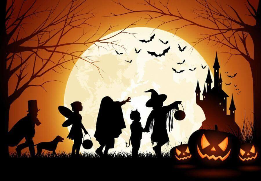 Angebote Halloween und Allerheiligen 2019