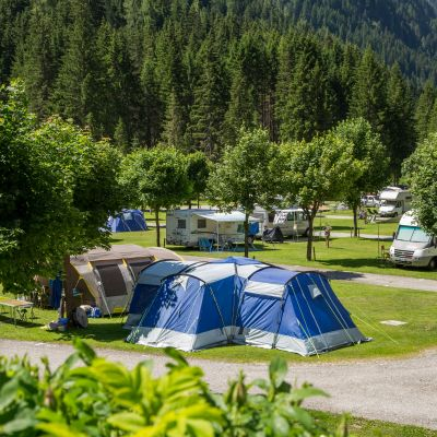 photogallery Camping Miravalle