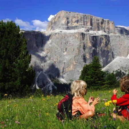 Offerta campeggio per famiglie in Trentino