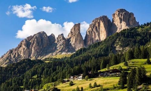 Settembre in campeggio tra le Dolomiti