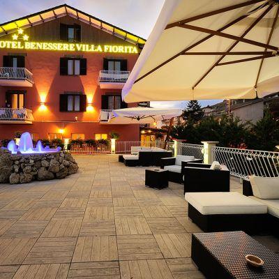 Weekend vacanze dal 22 Agosto in Spa e Centro Benessere Umbria