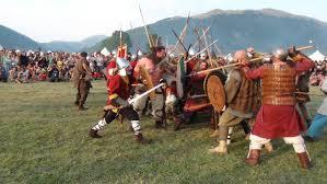 Montelago celtic festival altopiano Colfiorito