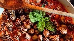 Sagra della lumaca  Cantalupo di Bevagna  Umbria