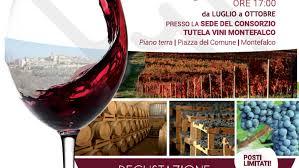 Montefalco nel bicchiere in Umbria