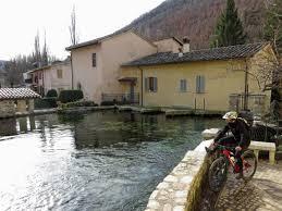 Rasiglia in Bike