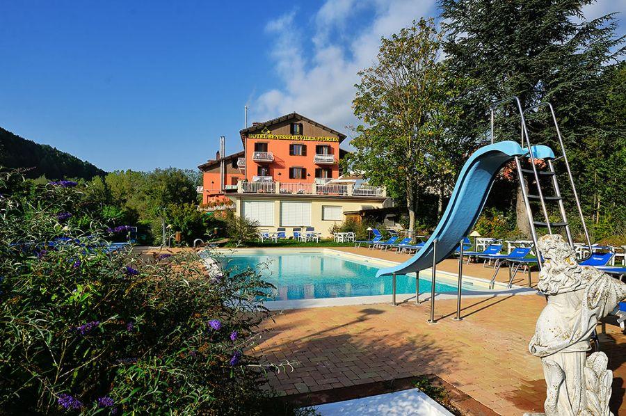 Hotel a Rasiglia