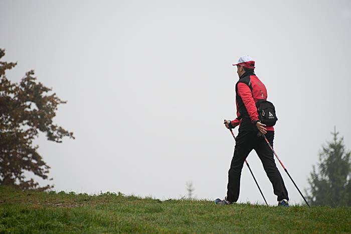 C'è uno sport che non ha età....il NORDIC WALKING