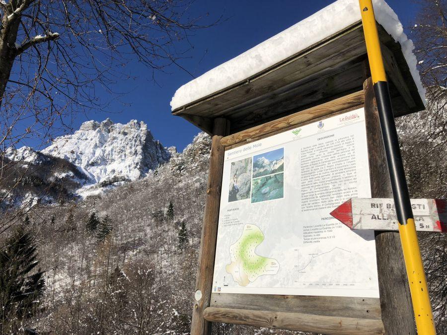 Le macine dei mulini 1000 anni fà e l'Alpe di Campogrosso