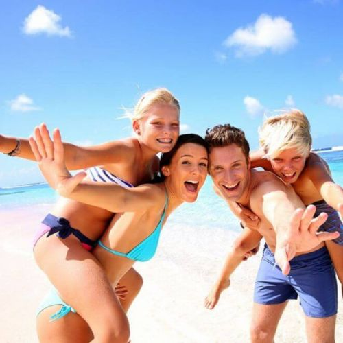 Family holidays offer in Riviera Romagnola