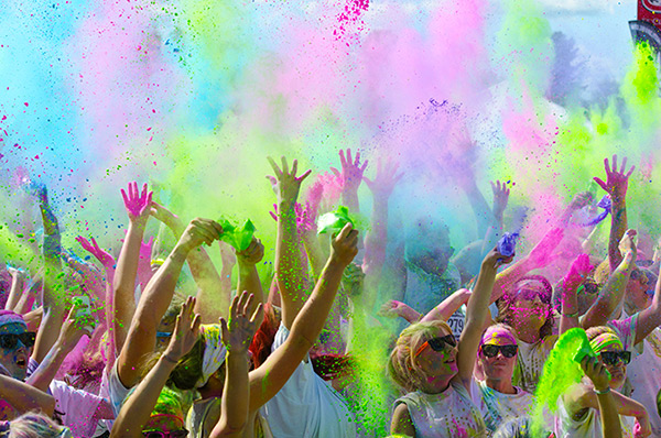 Offerte Color Run Rimini
