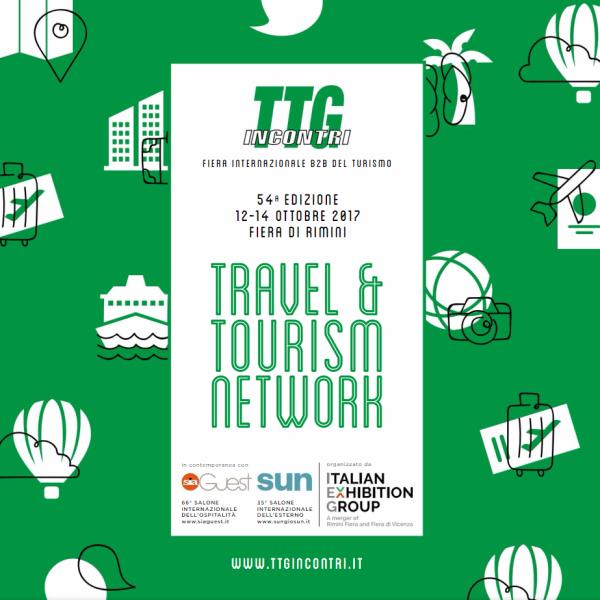 Предложение  туристическая ярмарка TTG Rimini 2018