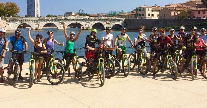 Rimini in Bicicletta e Relax in SPA