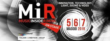 Offerta fiera di Rimini - MIR  - Music Inside Rimini