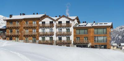 photogallery Hotel Sporting, Livigno