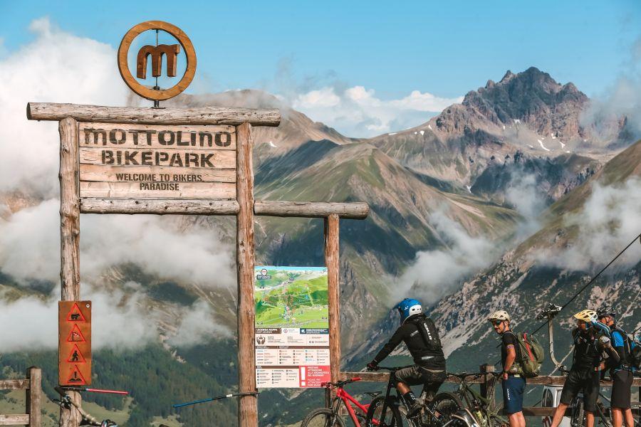 Offerta apertura Mottolino Bike Park
