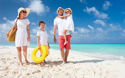 Vacanza in famiglia sulle spiagge di Cattolica
