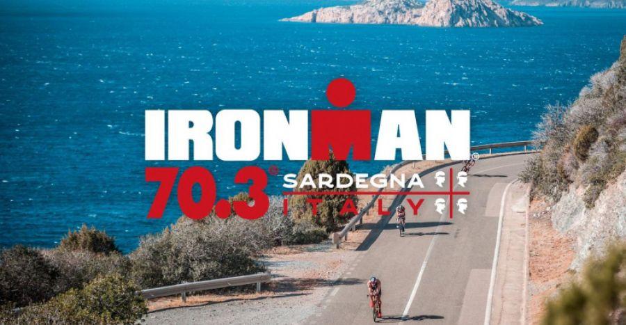 Offerta Triathlon IRONMAN 70.3 a Santa Margherita di Pula