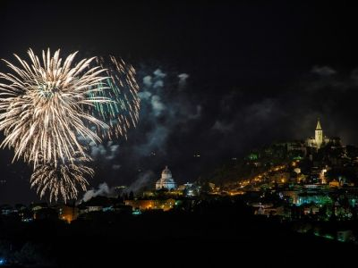 New Year's Eve 2020 in Umbria