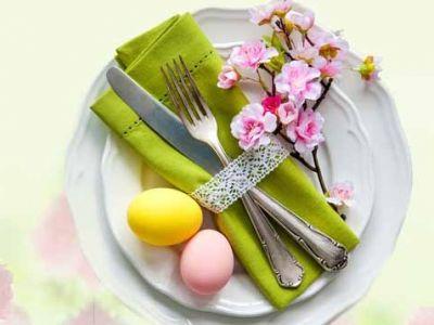 Menu Pranzo di Pasqua