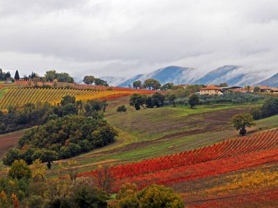 Autunno in UMBRIA