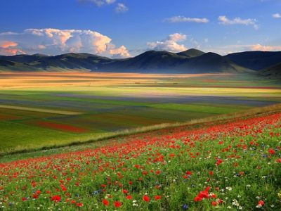 Spring Holidays in Umbria 2020