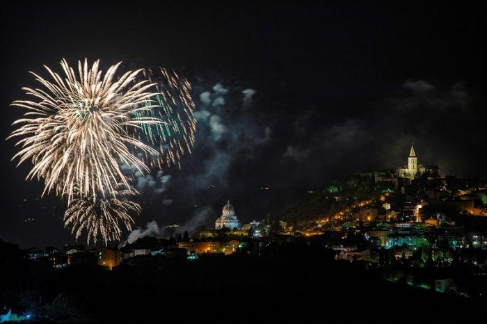 Capodanno 2021  in Umbria