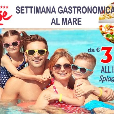 July offers including beach access in Milano Marittima